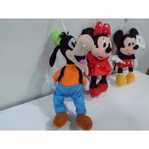 Kit Disney Pateta ,donald,e Margarida