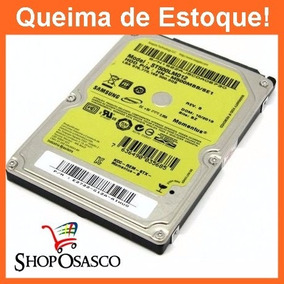 Hd Not 500gb Sata - Samsung - Toshiba - Western Digital Novo