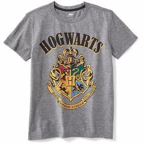 Playera Harry Potter Hogwarts Old Navy Niño Original Import
