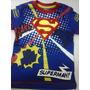 Ropa Para Niños Camisas Franelas Avengers Superman Batman