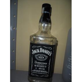 12 Jack Daniels Vazias E Com Tampa
