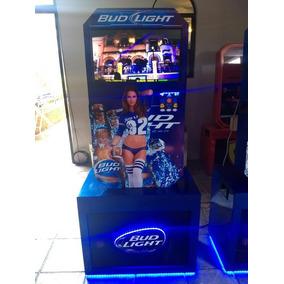 Rockola Bud Light, 2 Tb.22, Baffle 15, Monedero, 2018