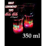 25 Vaso Luminoso Led, Vasos Con Luz Tipo Coca Cola