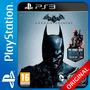Batman Ps3 Arkham Origins Digital Elegi Reputacion