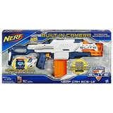 Juguete Nerf N-strike Elite Nerfcam Ecs-12 Blaster Por Hasb