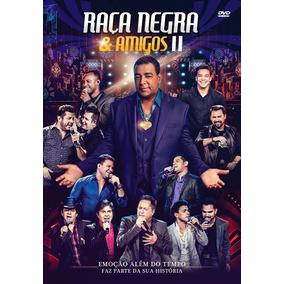 Raça Negra & Amigos Ii - Dvd