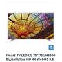 Smart Tv Led Lg 75 75uh6550 Digital Ultra Hd 4k