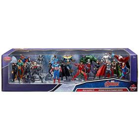 Avengers Play Set De 20 Piezas Tienda Disney