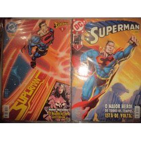 Superman 1 A 114 Completa Panini 2002 Excelentes