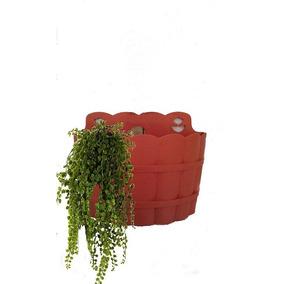 8 Macetas Plastico Para Pared,plantas Colgantes,envío Gratis