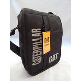 Morral Caterpillar P/netbook Y Tablet 7¨ Imperm Negro C/logo