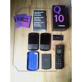 Blackberry Q10, Zte Movistar Fijo Inalambrico Para Repuesto.