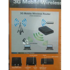 Router Trendnet Portatil 3g Internet Mobil Digitel Movistar
