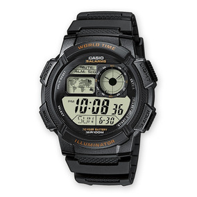 Reloj Casio Ae1000w Masculino Deportivo Envio Gratis