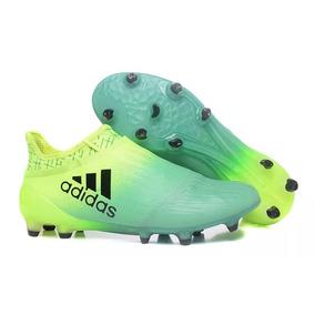Nova Chuteira adidas X 17 Purespeed Campo. Mato Grosso · Chuteira adidas  Ace 17 Purecontrol - Verde Modelo Jogador 4a916590b3d7e