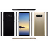 Samsung Galaxy Note 8 64gb + Adaptador Corriente / Iprotech