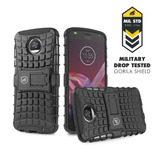 Capa D-shield Moto Z2 Play - Gorila Shield - Cobre Snap