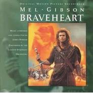 Cd James Horner Braveheart Original Soundtrack Ed. Usa 1995