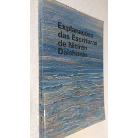 Livro Explanaçoes Das Escrituras De Nitiren Daishonin Vol 3