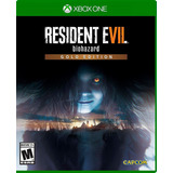 ..:: Resident Evil® 7 Biohazard Gold Edition Para X Box One