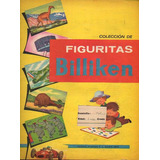 Billiken Album De Figuritas Billiken Con Revista Incompleto