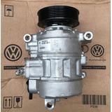 Compresor Aire Acondicionado Original Volkswagen Amarok