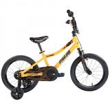 Bicicleta De Niño Caloi Flame Amarillo Aro 16 // Anaquel