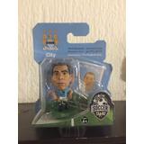 Carlos Tévez Manchester City Soccerstarz Microstars Cabezone
