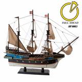 Barco Madera Escala