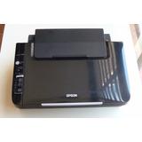 Impresora Epson Tx105 Con Cartuchos Funcionando Excelente