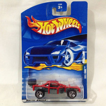 Hot Wheels Roll Cage Cross 2001 #127 Mattel 1/64 - M3