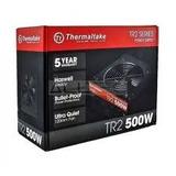 Fuente De Poder Thermaltake Tr2 500w Modelo Tr2-500nl2nc