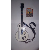 Guitar Hero 3 Para Wii Con Guitarra
