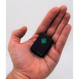 Mini Dispositivo Con Micrófono Y Boton De Pánico - Oslo.uy