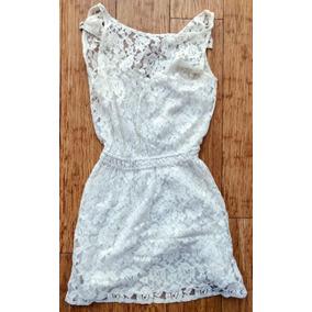 Vestido Encaje Especia Talla 6