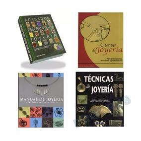 Pack 8 Libros De Joyeria- Coleccion En Pdf Los Mejores