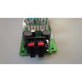 Placa De Som Micro System Lg Ebr71841913