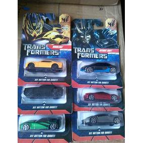 Carritos De Transformers