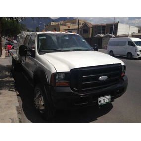 Ford F-450 Doble Cabina Diesel 6.0 Aut.