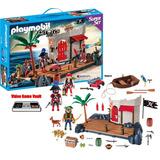 Playmobil Castillo Pirata Isla Del Tesoro Palermo Z Norte