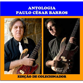 Cd Antologia - Paulo César Barros - 25 Grandes Sucessos