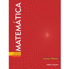 Livro Matemática Ciência Linguagem Ensino Médio Volume Único