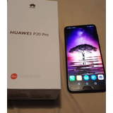 Huawei P20 Pro 128gb Liberado Sellado Un Año De Garantia.