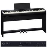 Piano Digital Fp-30, Color Negro, Roland