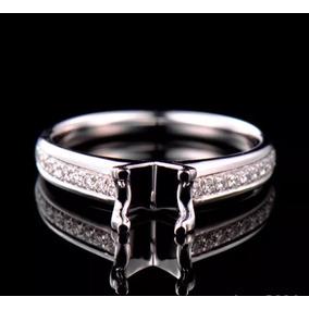 a3941cf39a374 Anel Solitario Diamante 30 Pts - Anéis com o melhor preço no Mercado ...