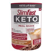 Proteina Slimfast Keto Remplaza Comidas Slim Fast Colageno