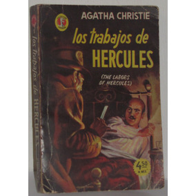 Agatha Christie Los Trabajos De Hércules
