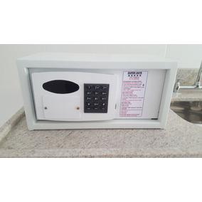 Cofre Eletrônico Digital Com Senha Abertura Automatica