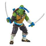 Muñeco Tortugas Ninjas Teenage Mutant Nickelodeon Original