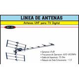 Antena Para Tda - (televisión Digital Abierta)